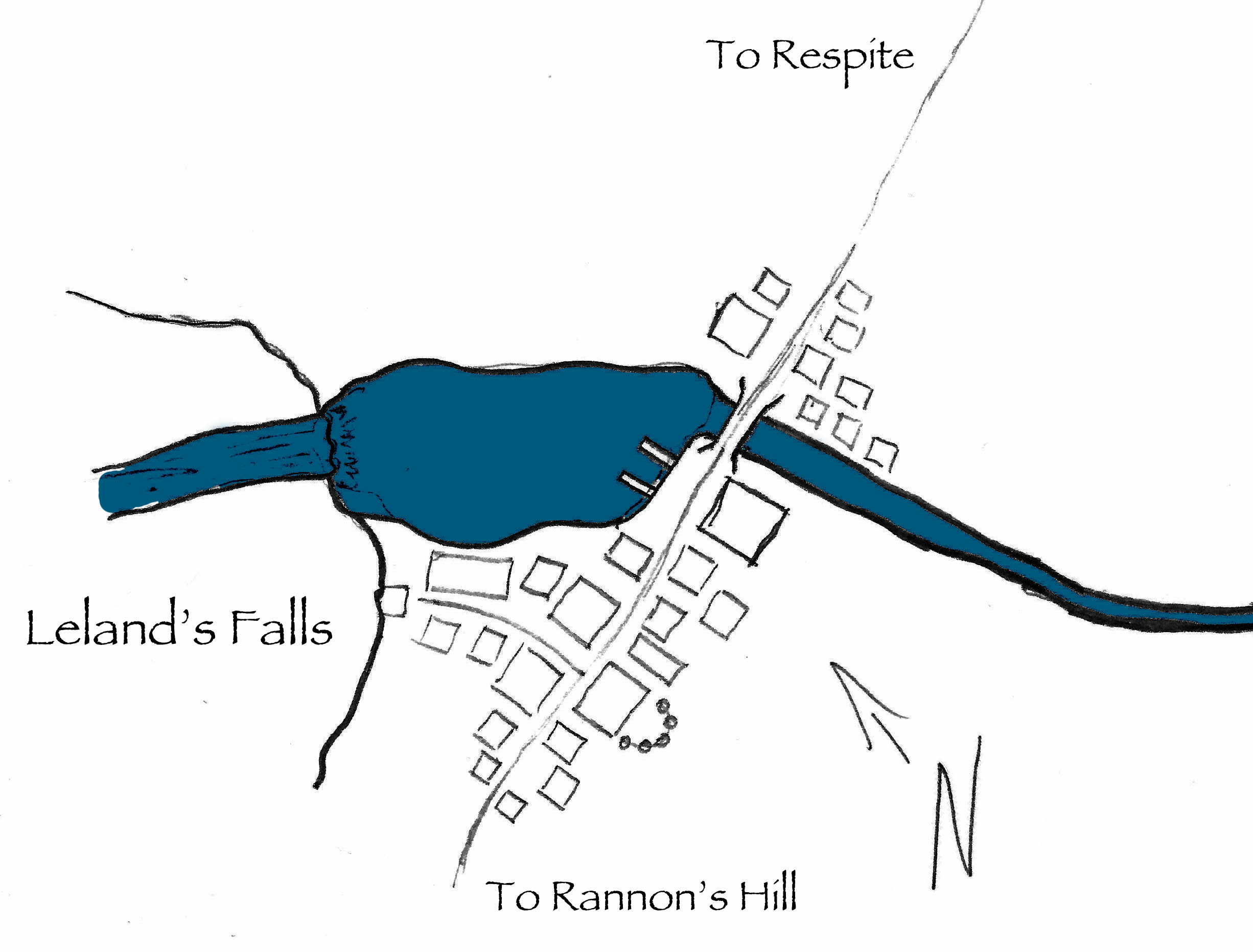 Leland s falls