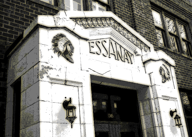 Essanay front door copy