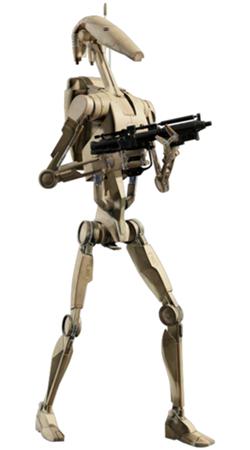 250px battle droid
