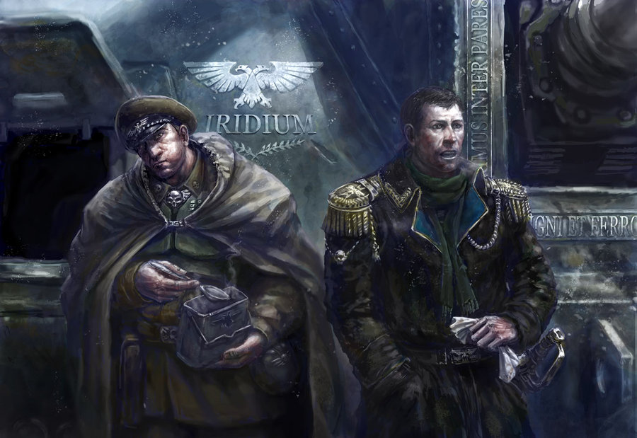 Imperial guard by skor2d