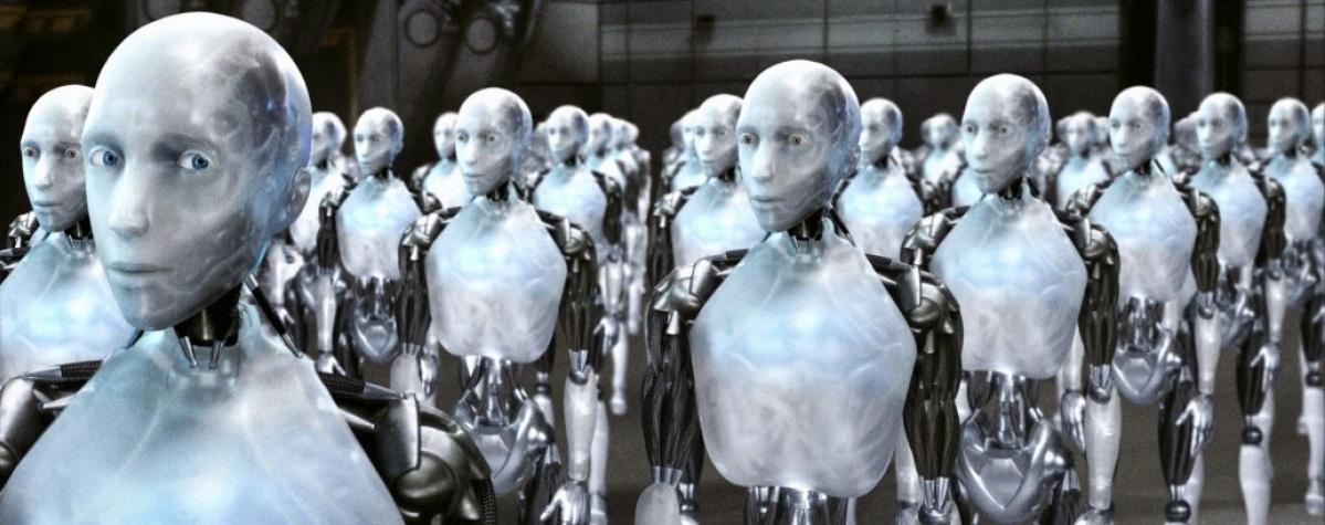 Robots narrow