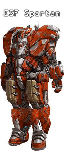Esf unit 3   spartan