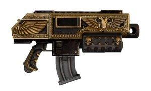 Golden relic bolter