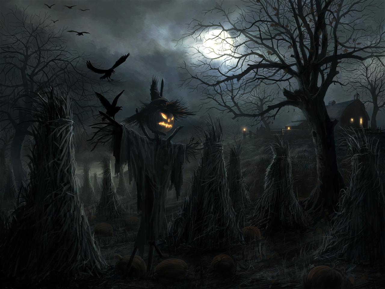 Scarecrow by radojavor