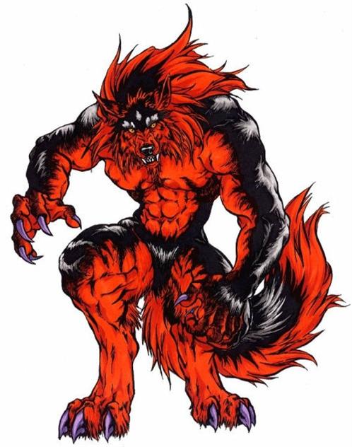 Werewolf mythical creatures 28604822 498 632