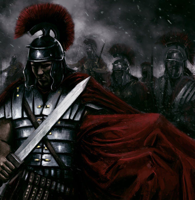 Roman legionary by pler0 d5lvsyi