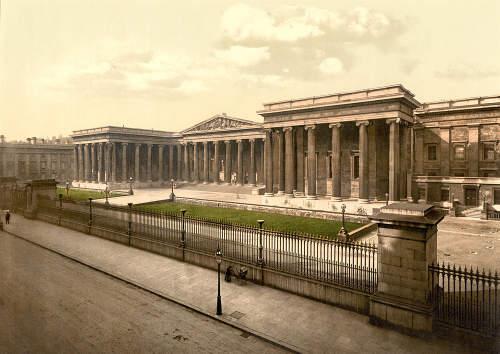 British Museum 1890