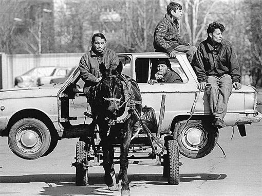 Gipsy transport