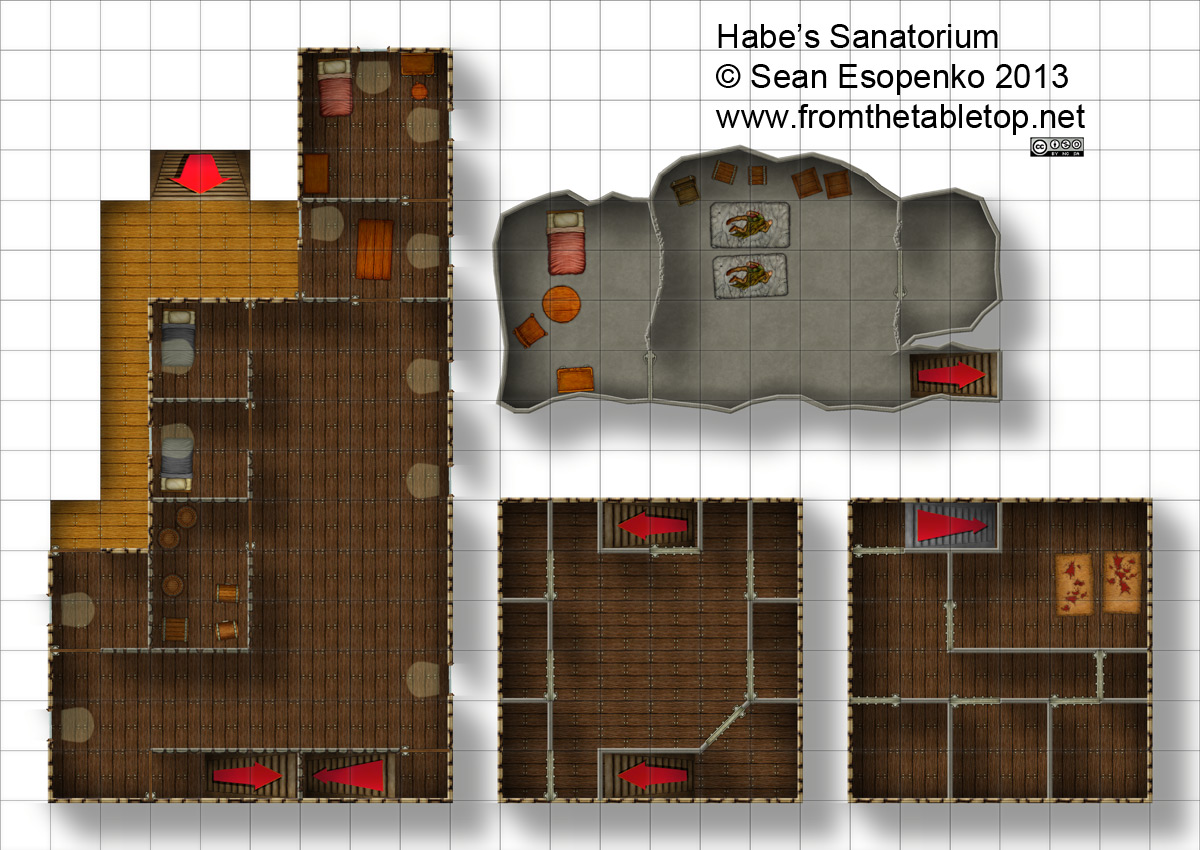 Habe sanatorium small