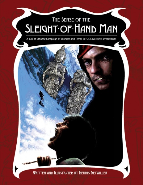 sense of sleight of hand man