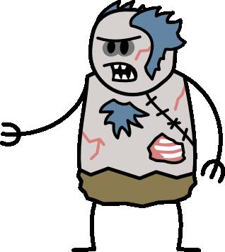 Zombie hulk v3
