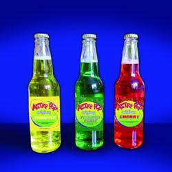 Astropop bottles