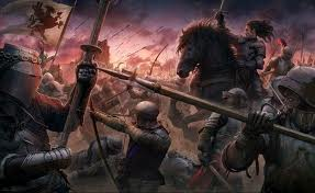 The battle of tamberlyn