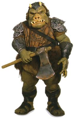 250px gamorrean guard with axe