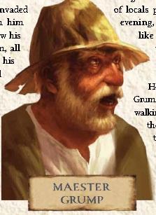Maester grump