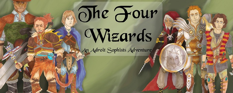 The Four Wizards
