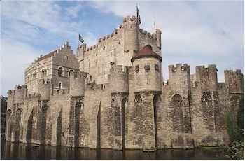 Ghent castle counts