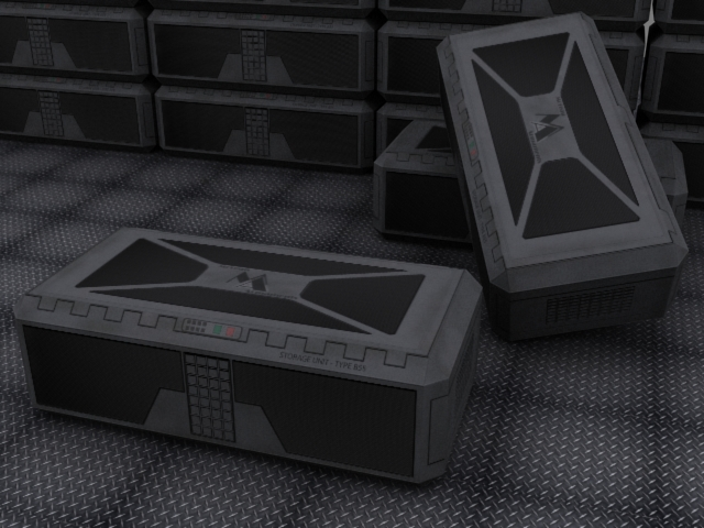 Cargo container1 preview
