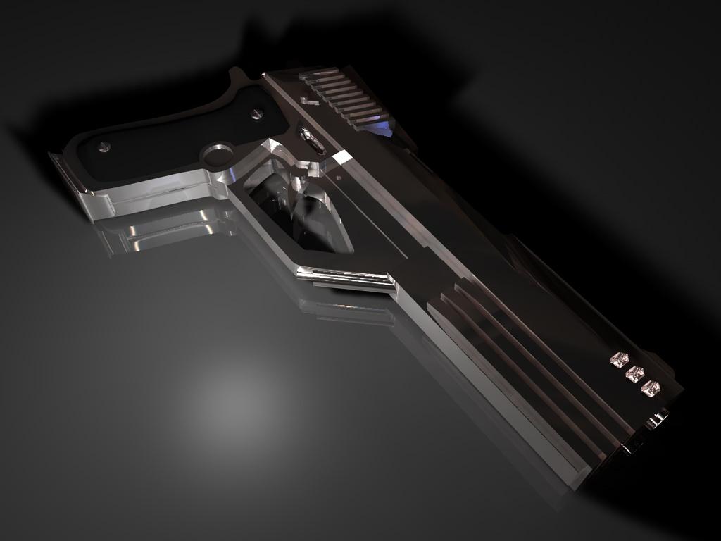 Ares predator gun