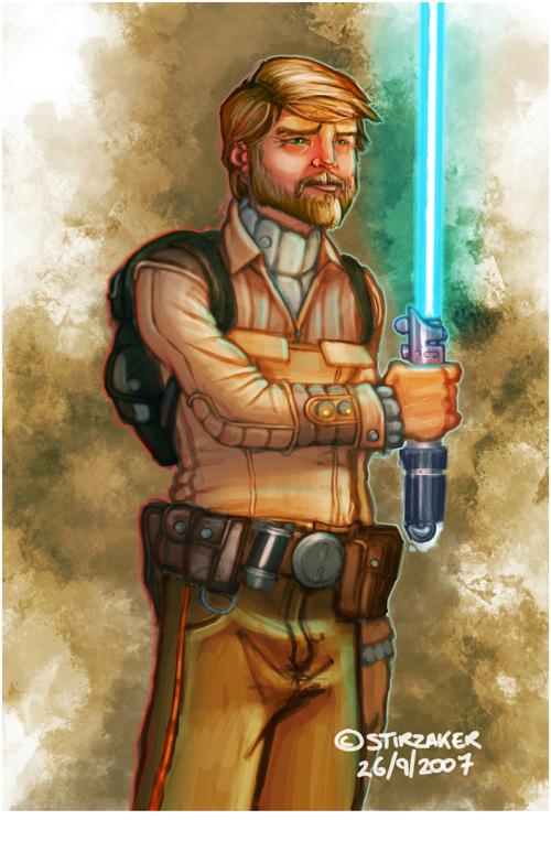 Jedi human