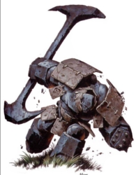 Fantasy avatar maugh