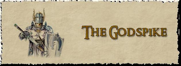 Godspike banner
