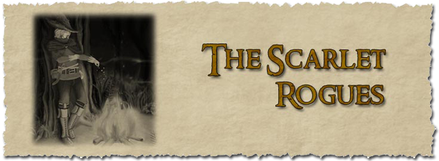 Rogues banner