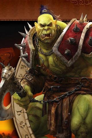 Gorik warrior