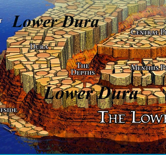 Lower dura