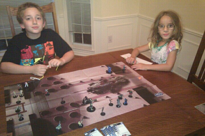 Kids dreadnaught campaign