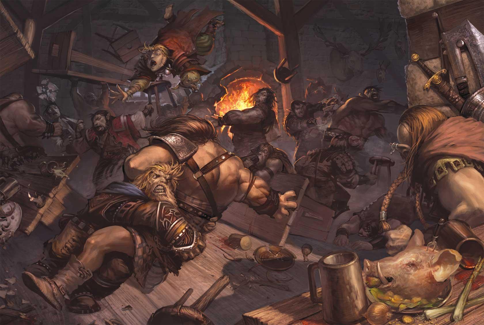 Pzo9512 tavern brawl