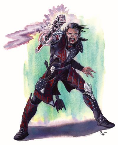 Warlock ho
