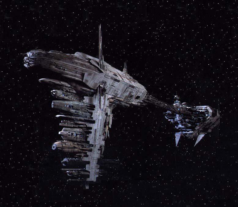 """Resurgence"" EF76 Nebulon-B escort frigate"