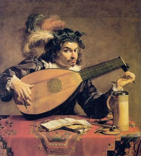 Theodor Rombouts: The original Singing Mercenary