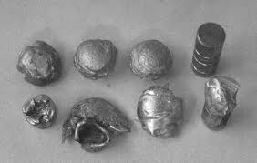 1920s bullet weights