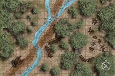Thorn river camp