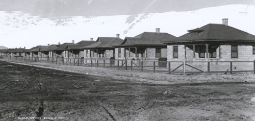 Tract Housing 1920s