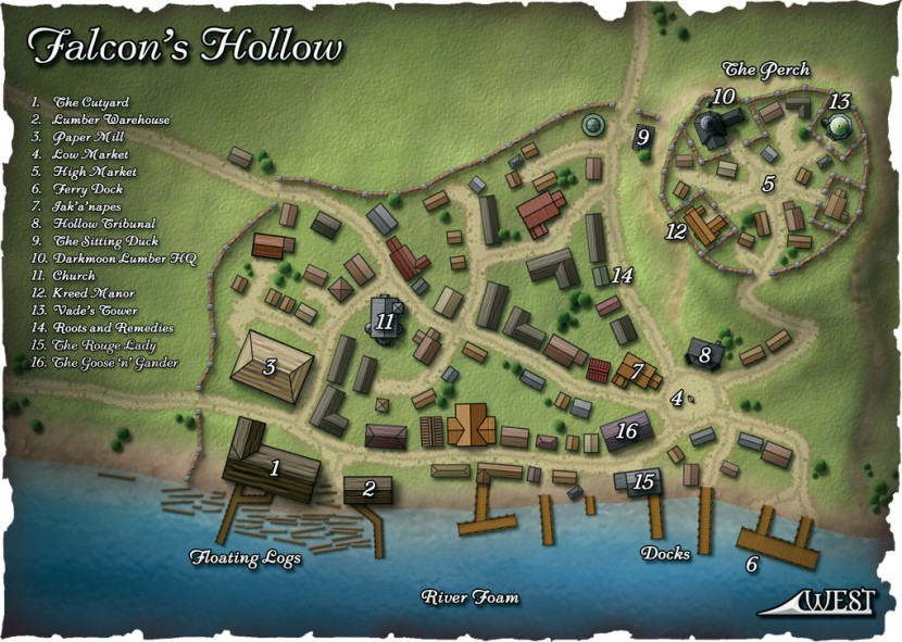 830px falcons hollow map