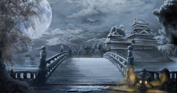 Japanese castle by new beginning4