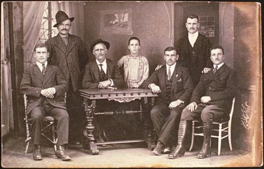Familia italiana