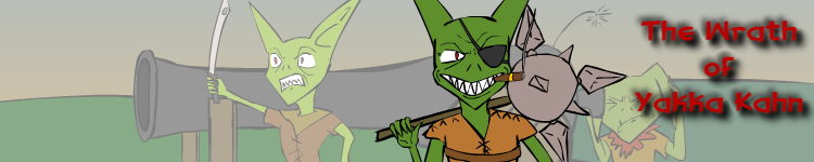 Wrath of yakka kahn banner