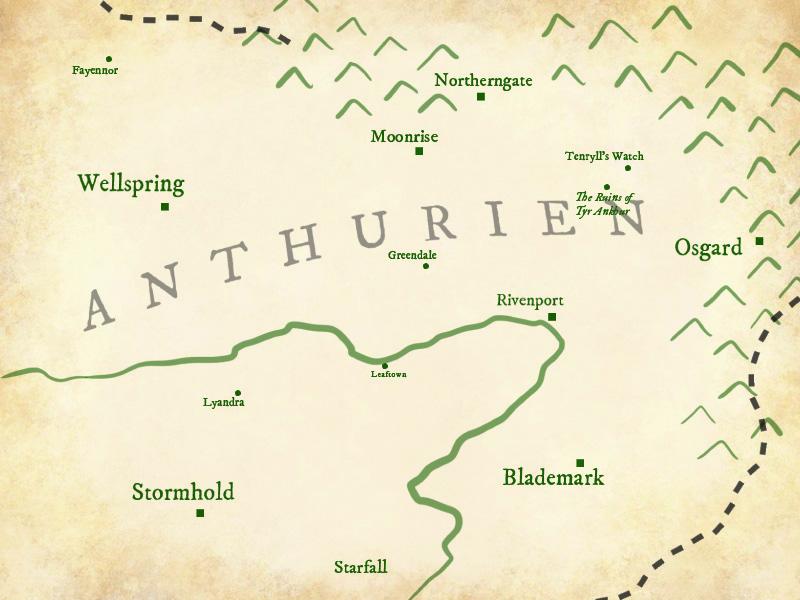 Map vorlage