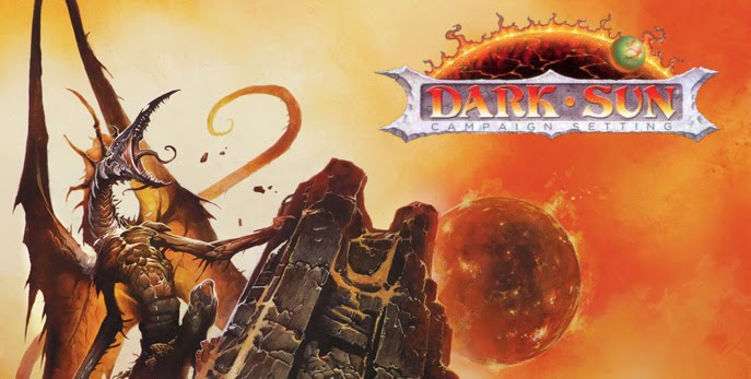 Dark Sun:  Braving the Shadow
