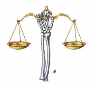 Symbol of kelemvor