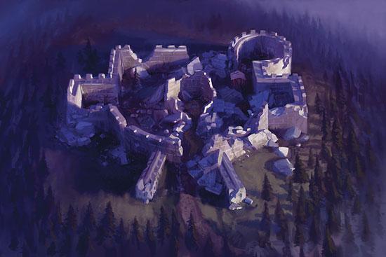 Ruins of shadowfell keep