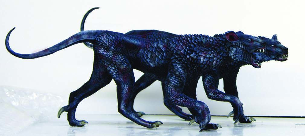 Riddick monster dog