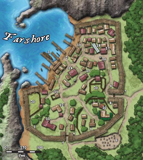 Farshore map