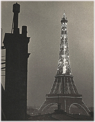 1934 eiffel tower
