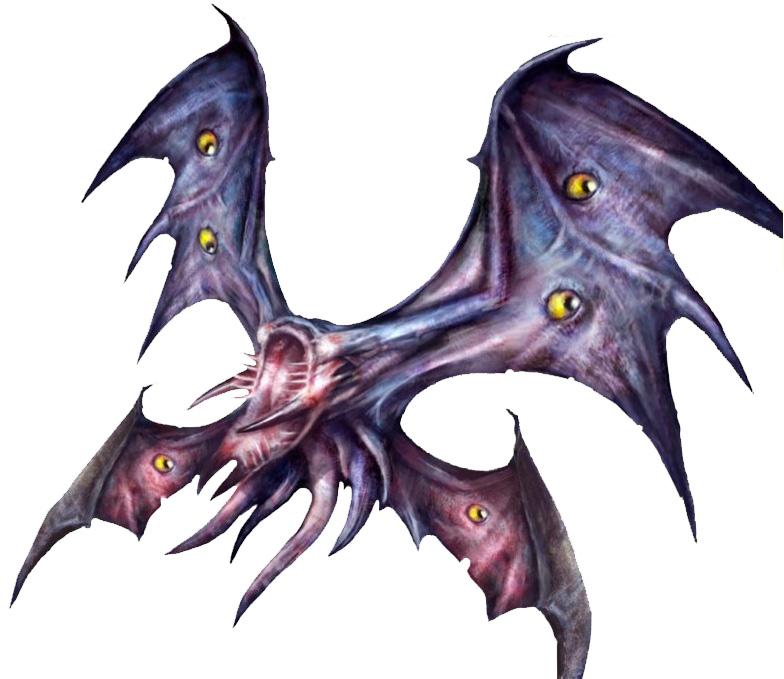 Lashtongue bat