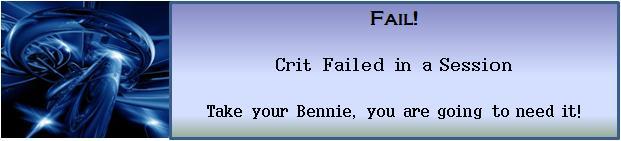 G   fail